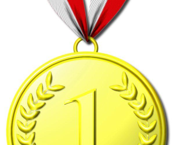 record medal